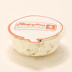 بستنی خامه ای پسته ای 250 گرمی - وبسایت بستنی نوبهار